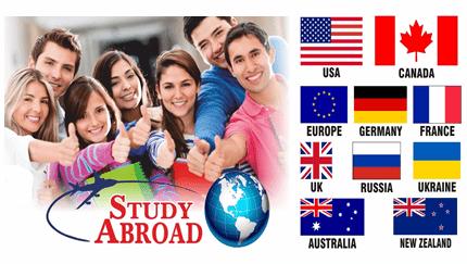 USA vs Canada vs Australia vs Germany for higher education