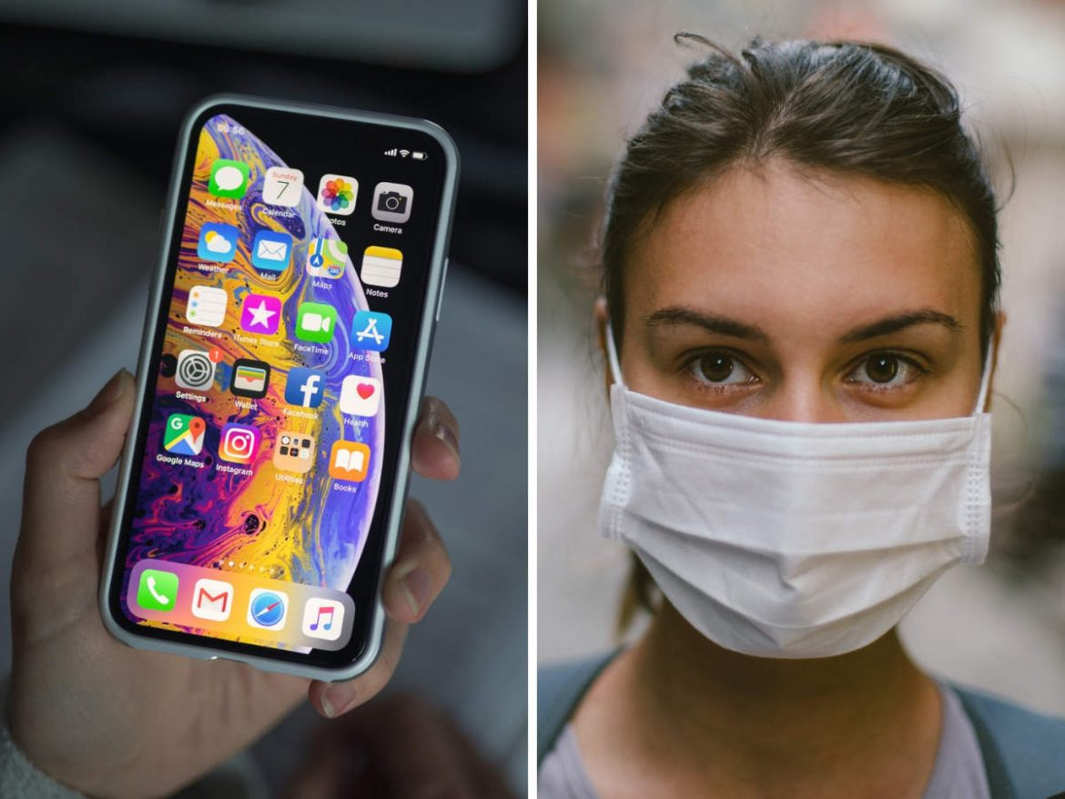 Apple releases COVID specific features – unlock the phone with the mask on face